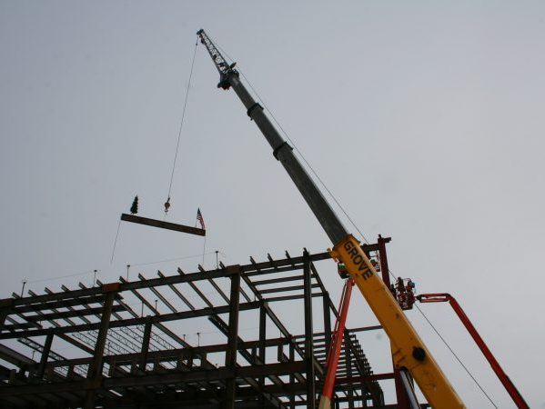 Aurora Library Steel Topping