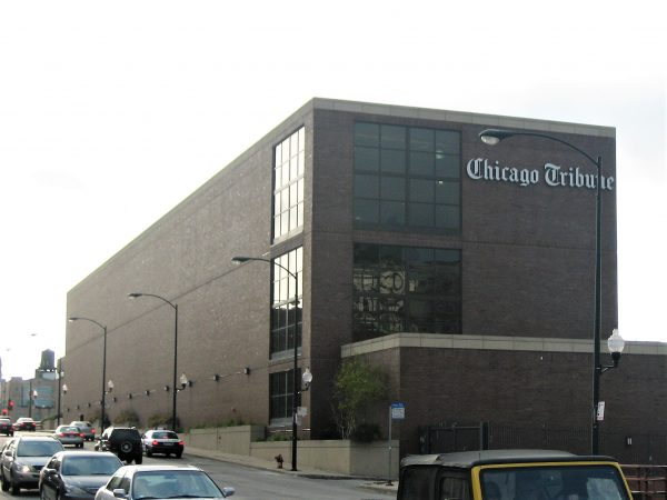 Chicago Tribune 2 Steel Fabrication