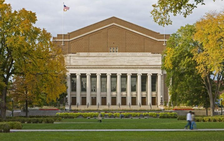 U of MN Northrop Auditorium 1