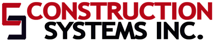 Construction Systems Inc Logo